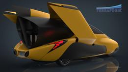 Terrafugia-Aircar