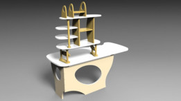 The Egg (Designer office desk/furniture)