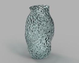 Swooshy Vase