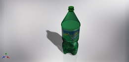 2-Litre Sprite Bottle