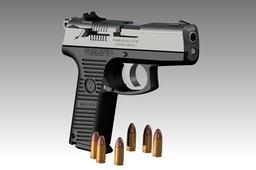 Ruger 9mm P95DC