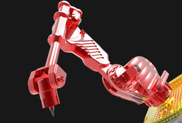 Friction Stir Welding Robot