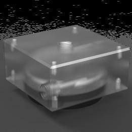 Alphacool DC-LT w/acrylic top
