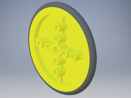 Robot mini wheels