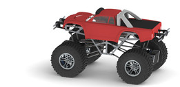 Tamiya TXT-1 RC Monster Truck