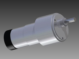DC Motor RH 158 micro motors
