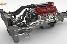 Chevy V8 Twin Turbo