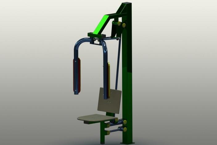 butterfly press machine