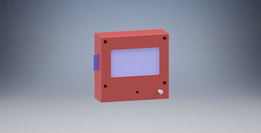 LCD case for ramps 1.4 3D printer