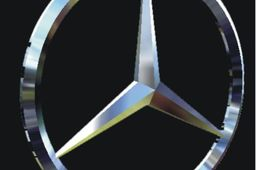 NEW MERCEDES BENZ LOGO