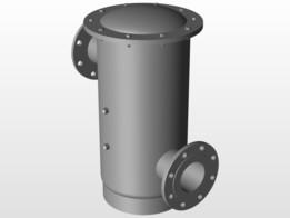 """4"""" Liquid Strainer/Filter"""