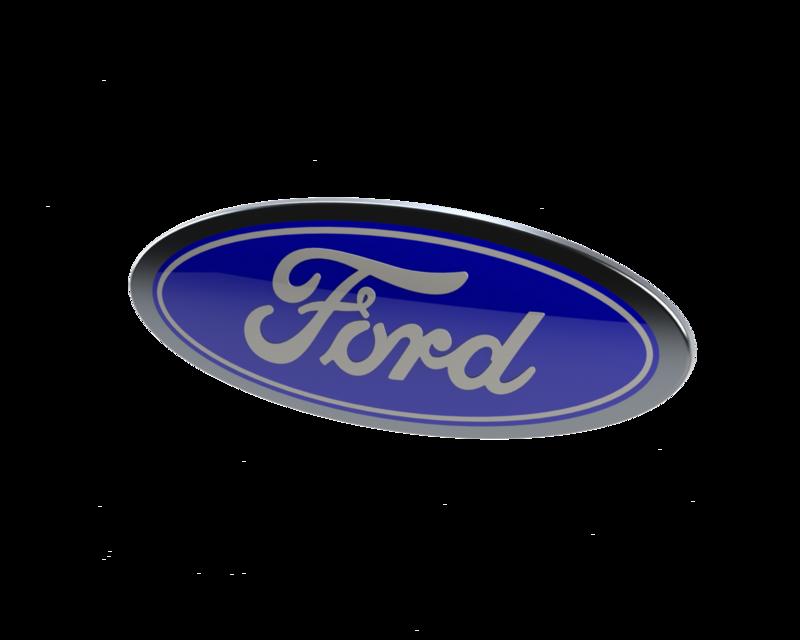 Ford logo step igessolidworks 3d cad model grabcad voltagebd Choice Image