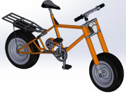 CONCEPTUAL DESIGN AND ANALYSIS OF MULTI TERRAIN ELECTRIC BICYCLE