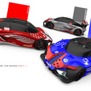"Supercar Body Challenge - Track - ""LM wildcat"""