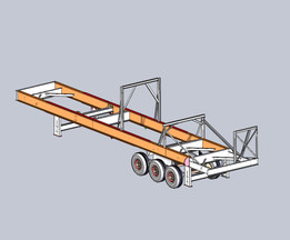 MOBILE PLANT STRUCTURE