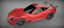 Corvette C7 R
