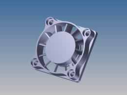 PC cooling fan 40x40x10