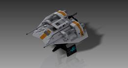 LEGO Star Wars UCS Rebel Snowspeeder (10129)