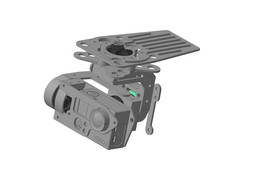 Chip 3Axis GoPro3 brushless gimbal