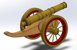 Model Cannon