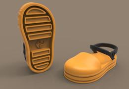 Little walkers footwear.