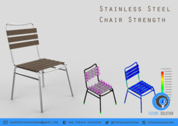 Stainless Steel Chair Strength