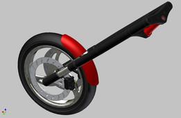 Custom MotorCycle Fork