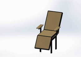 Blood Drawing Chair