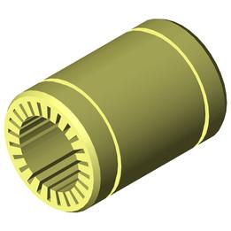 RJM-01-20 Solid polymer bearing
