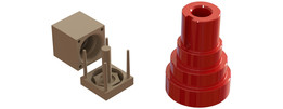 Mold for Motor Pulley Adapter | TRINOTA