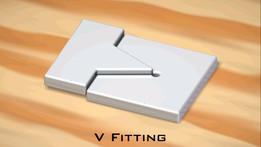 V-fitting