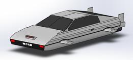 007 Lotus Esprit Underwater Car