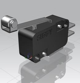 Micro switch ZIPPY V3-10H-06C3-1-Z