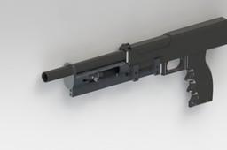 TPX Bolt Action Type CO2 12 gram Loader