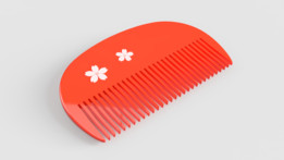 Japanese comb