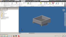 BLUM drawer box    parametric
