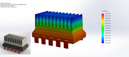 Microchip - Heat Sink Thermal Analysis