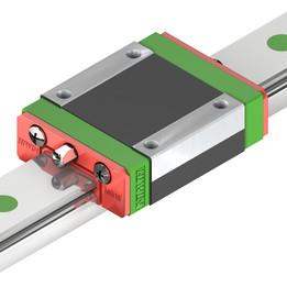 MGN12 Slider and Rail