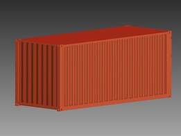 Shipping Container - 20ft, 40ft, 40ft Hi