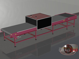 Plate#2-Metro Station_Conveyor (render, dimensions and details)