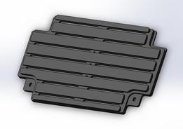 T-slot table for MODELA MDX-15