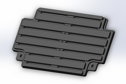 T-slot table for MODELA MDX-15