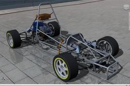 Race Car Tubular Chassis
