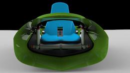 Spider seat