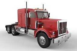 Tamiya King Hauler Truck Complete