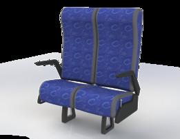 luxury bus seats