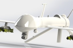 UAV-predator