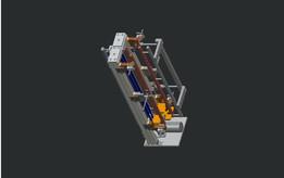 Adjustable lifting feed mechanism