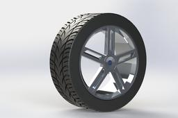 "Stilo Abarth 17"" wheel"