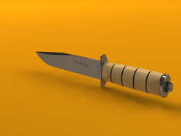 knife - Recent models | 3D CAD Model Collection | GrabCAD Community